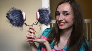 New Mic! In Ear SCENES 3D Microphone Unboxing - ASMR Whispering