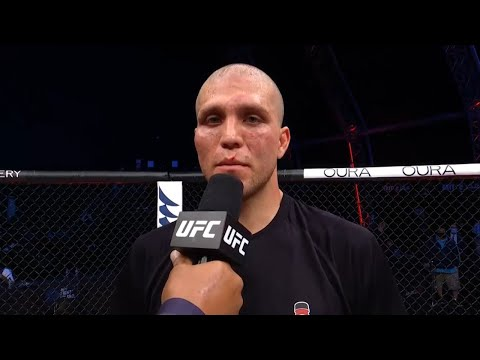 Fight Island 6: Brian Ortega Octagon Interview