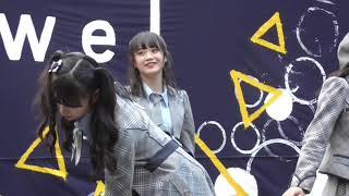 日本女子大学 目白祭 ステージイベント AKB48 Team8 パフォーマンス で...