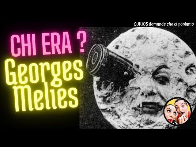 LA STORIA DI GEORGES MELIES - il cinema in breve