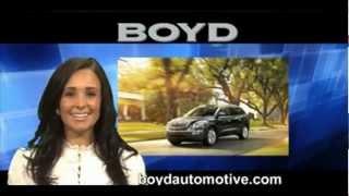 Boyd Chevrolet Cadillac Buick Specials
