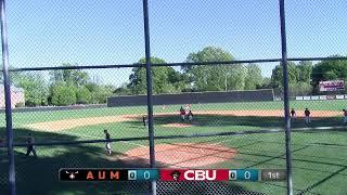 Baseball: CBU vs. Auburn-Montgomery (Ala.) DH