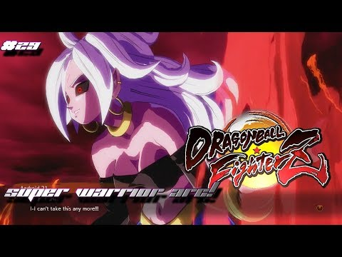 Android 21 Gets Wet Over Food?! | Dragon Ball FighterZ | Episode 29