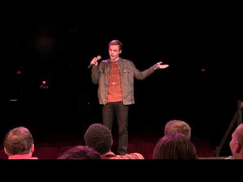 Amherst Regional High School's 2016 Stand Up Comedy Night