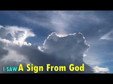 I SAW A SIGN FROM GOD! | July 5th, 2017 | Vlog #160