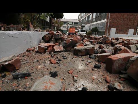 浦項地震1年、195回の地震... 規模7まで可能/聯合ニュースTV