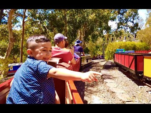Diamond Valley Railway Inc Melbourne (outdoor fun for kids)