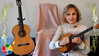 Фильм концерт 4 Классика детям Знакомство с муз инструментами гитара домра Проект КДШИ