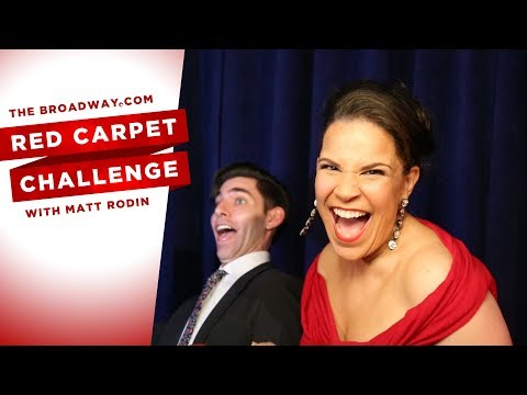 RED CARPET CHALLENGE: CAROUSEL with Joshua Henry, Jessie Mueller, Lindsay Mendez and More