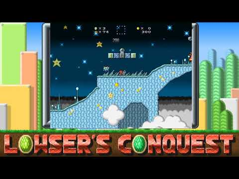 CRAZY STAR!!! SMBX Lowser's Conquest #43