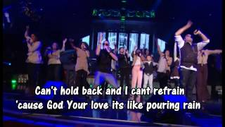 Te Amo - Israel And New Breed Feat. T Bone With Lyrics New 2012 Worship Song