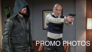 NEW Arrow 8x06 Promo Photos!