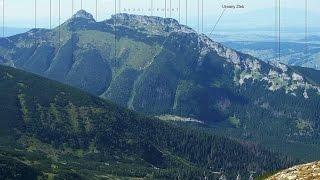 Najwyższe góry i wzniesienia w Polsce.