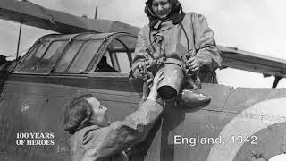 Women in uniform in World War II
