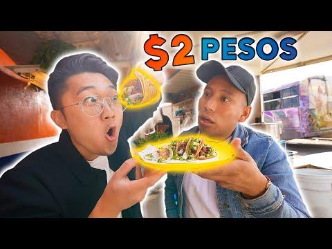 TACOS DE $2 PESOS con YULAY ¿Los más baratos de Ciudad de México?