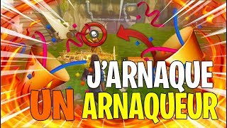 I'm a ARNAQUER ON FORTNITE SAUVER THE WORLD #1 [GROS TROLL]