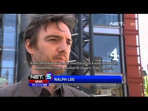 NET5 - Tayangan Adzan pertama di Televisi Inggris