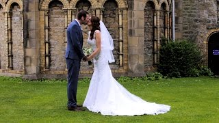 Lancaster wedding video - Kate and John Highlights