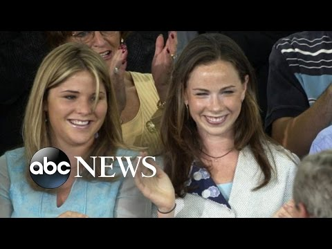 Bush Daughters Pen Advice to Obama Daughters