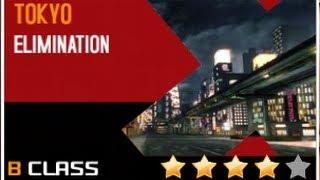 Asphalt 8: Airborne - Tokyo Classic - Season 4 - 5 stars