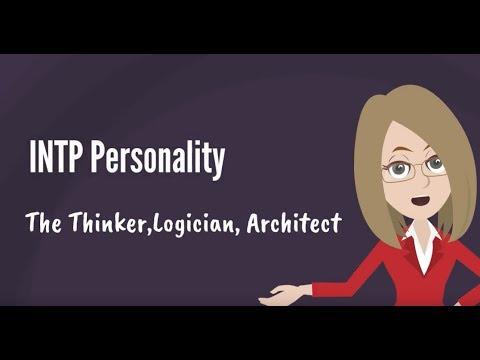Architect Personality Traits intp personality type explained (mbti) - portrait, traits - youtube