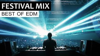 FESTIVAL MIX - Best EDM & Electro House Dance Party Mix 2018 - Stafaband