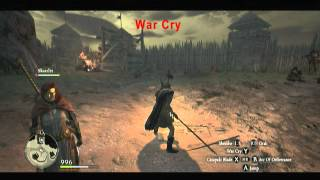 Dragon's Dogma All Warrior Skills