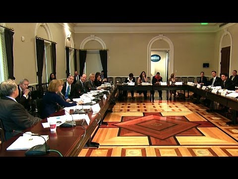 President's Management Advisory Board Meeting: Part 2