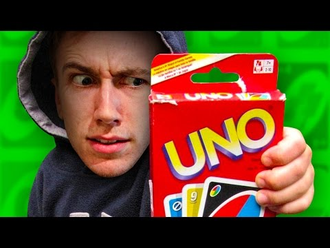 I AM THE KING OF UNO!!