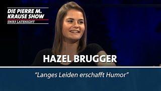 Hazel Brugger über Humor, ihr Programm und ihre Brüder