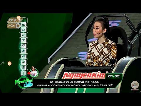Angela Phương Trinh không hổ danh vào bán kết | NHANH NHƯ CHỚP | NNC #35 | 8/12/2018