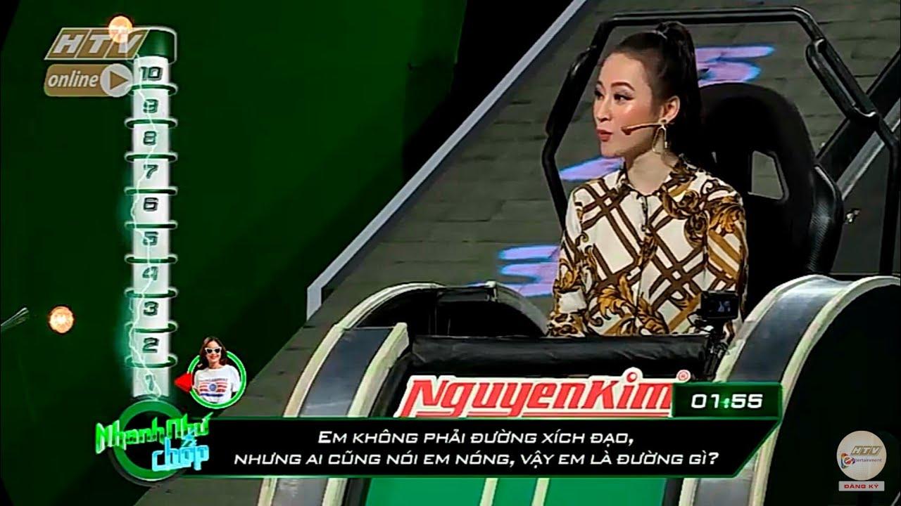 image Angela Phương Trinh không hổ danh vào bán kết | NHANH NHƯ CHỚP | NNC #35 | 8/12/2018
