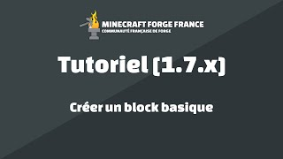 [1.7.x] Créer un bloc basique
