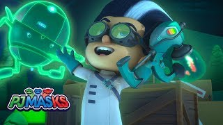 PJ Masks Song TAKE OVER THE WORLD Sing along with the PJ Masks  HD  Superhero Cartoons for Kids