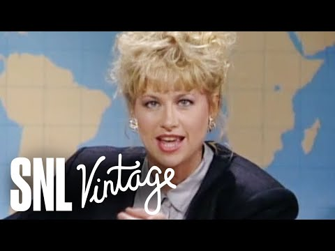 Weekend Update: Victoria Jackson Sings I Am Not a Bimbo - SNL