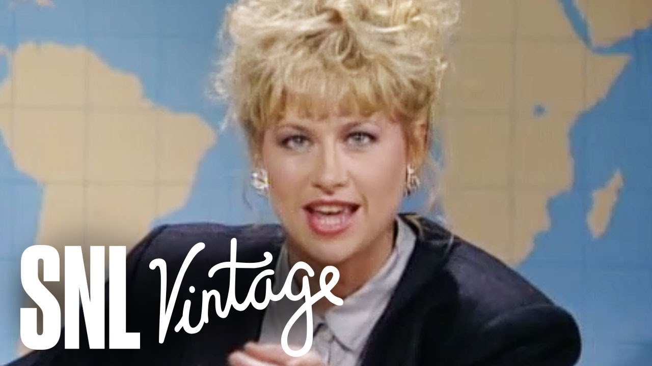 "Weekend Update: Victoria Jackson Sings ""I Am Not a Bimbo"" - SNL"