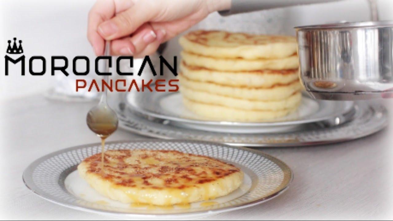 recette bouchiar moroccan pancakes recette facile et parfaite pour le go ter youtube. Black Bedroom Furniture Sets. Home Design Ideas