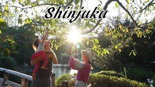 Things to do in Shinjuku, Japan | What to eat in Japan | Couples vlog