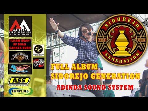 FULL ALBUM SIDOREJO - AA JAYA MUSIC - ADINDA SOUND SYSTEM