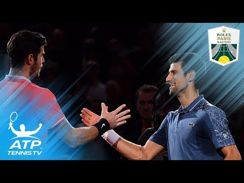 Karen Khachanov STUNS Novak Djokovic to Claim Paris Masters Title