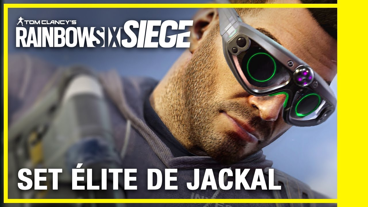 Rainbow Six Siege - Set Élite de Jackal | UbisoftLATAM