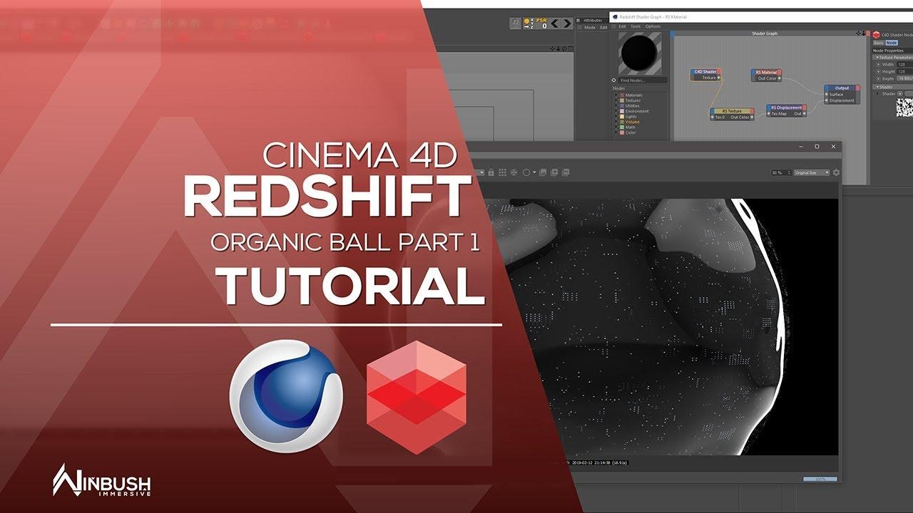 Cinem4 / Redshift Organic material movement no keyframe on Behance