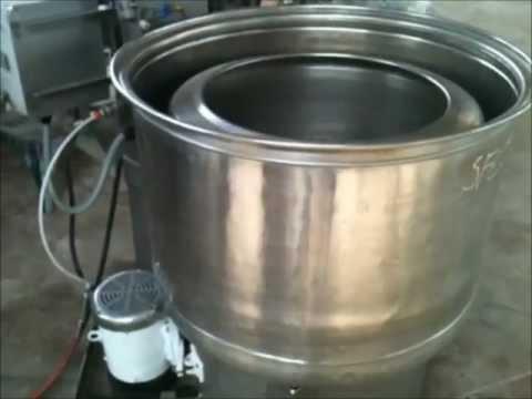 Genemco's Used Bock FP90 Centrifuge Dryer