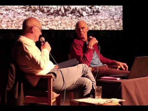 Richard Long in conversation with Les Buckingham. Quay Arts, Isle of Wight. Part 4 of 4.