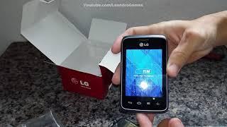 Unboxing LG L20 Usado 109 Reais (Mercado Livre)