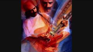 Guitar Backing Track flor D´Luna (Moonflower) by Carlos Santana