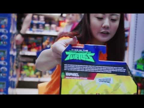 All NEW TMNT At Toys
