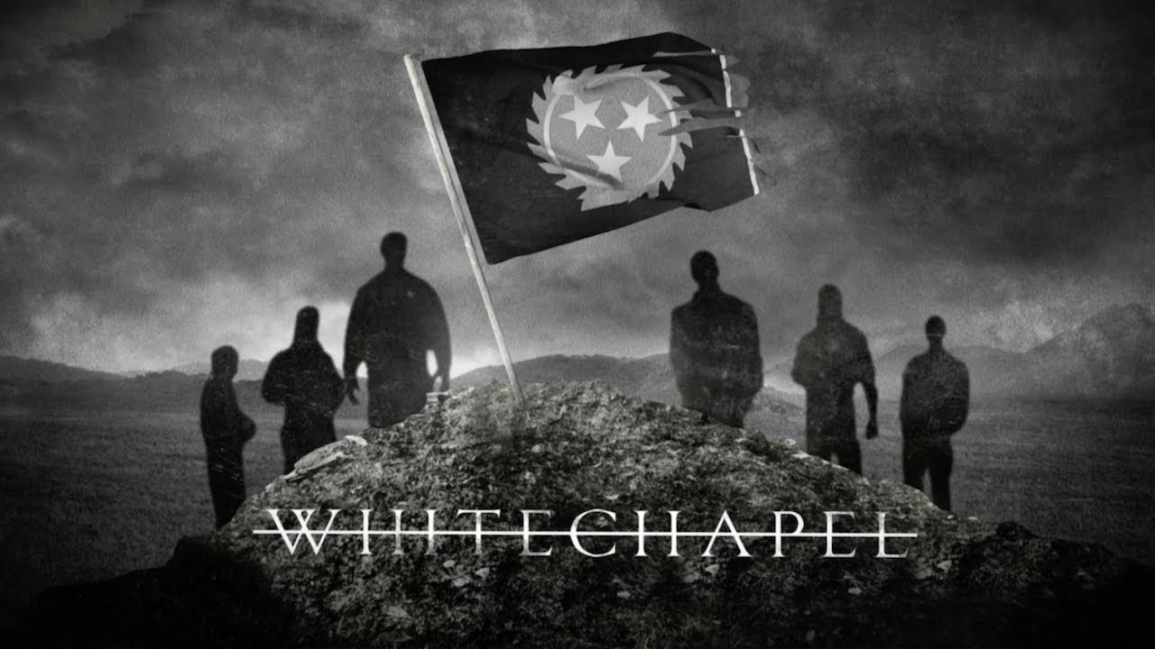 """Whitechapel """"The Saw Is the Law"""" (LYRIC VIDEO)"""