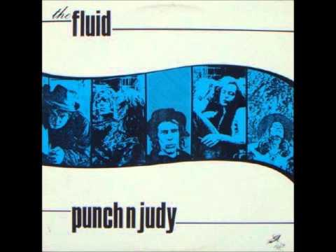 "The Fluid ""Punch n Judy"" 1986 LP"