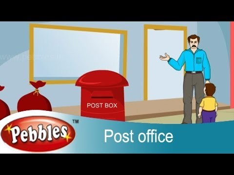 Post office - Day to Day activities